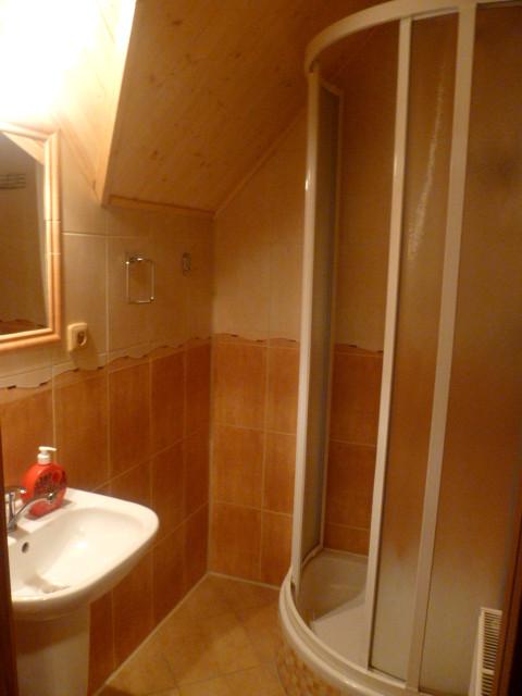 Apartmán 3, koupelna