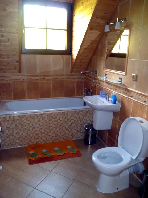 Apartmán 4, koupelna