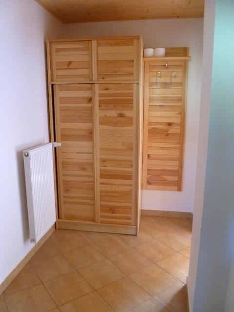 Apartmán 4, vstupní chodba