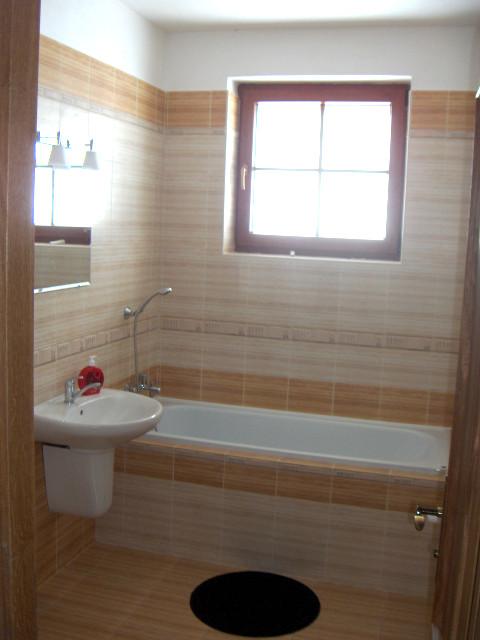 Apartmán 5, koupelna