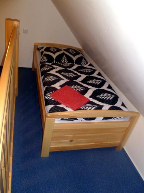 Apartmán 6, podkroví