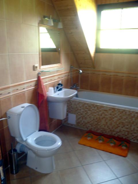 Apartmán 6, koupelna